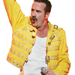 Freddie Mercury Tribute Concert Jacket 8