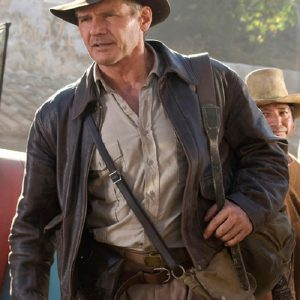 Indiana Jones Harrison Ford Jacket 6