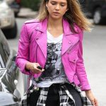 Jessica-Alba-Pink-Leather-Jacket-4.jpg