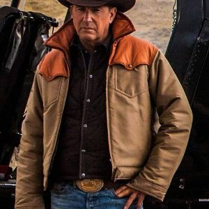 KevinCostner Yellowstone Series Jacket