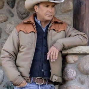 Kevin Costner Yellowstone John Dutton Jacket 23