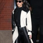 Kendall Jenner & Kourtney Kardashian spend the afternoon shopping in New York