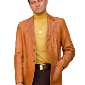 Once Upon a Time Leonardo DiCaprio Suit Coat 38