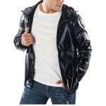 Polish Singer Janusz Panasewicz Leather Jacket 1
