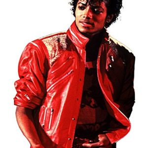 Michael Jackson Beat It Song Leather Jacket 4