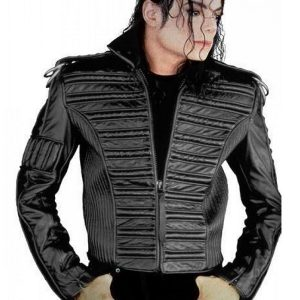 Michael Jackson Man in the Mirror Jacket 19