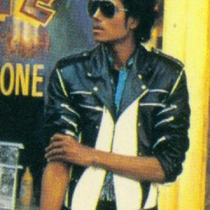 Michael Jackson Pepsi Ad Leather Jacket 17
