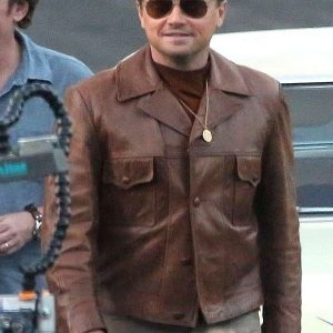 Leonardo Dicaprio Once Upon a Time in Hollywood Jacket 26