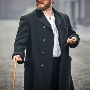 Tom Hardy Peaky Blinders Woolen Coat 19