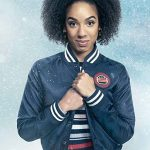 Pearl Mackie Twice Upon a Time Bill Jacket