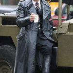 Rufus Sewell The Man in the High Castle Coat