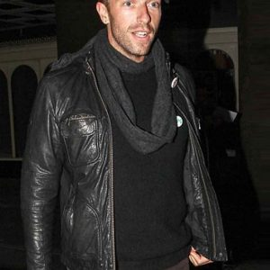 Singer Chris Martin Jacket 13