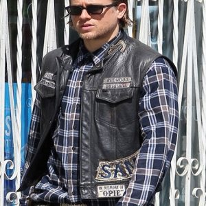Sons of Anarchy Jax Teller Vest 11