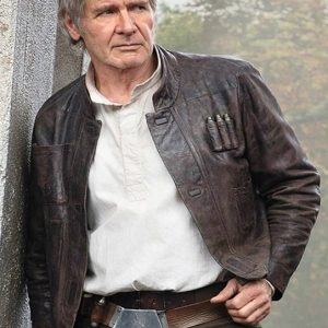 Harrison Ford Star Wars Han Solo Jacket 8
