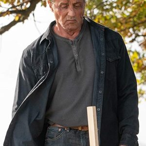 Rambo Last Blood Sylvester Jacket 4