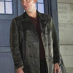 Doctor Who Christopher Eccleston Coat 42
