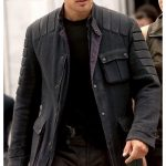 Theo James The Divergent Insurgent Jacket