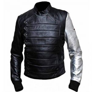 The Winter Soldier Sebastian Stan Jacket 9