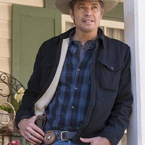 Timothy Olyphant Justified Raylan Givens Jacket 38