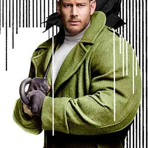 Tom Hopper The Umbrella Academy Luther Hargreeves Coat 23
