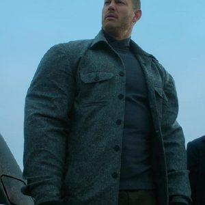 Tom Hopper The Umbrella Academy Jacket 22