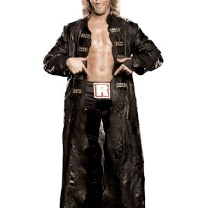 Wrestler Edge Costume Cosplay Coat 43