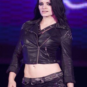 Paige Genuine Leather Jacket 37