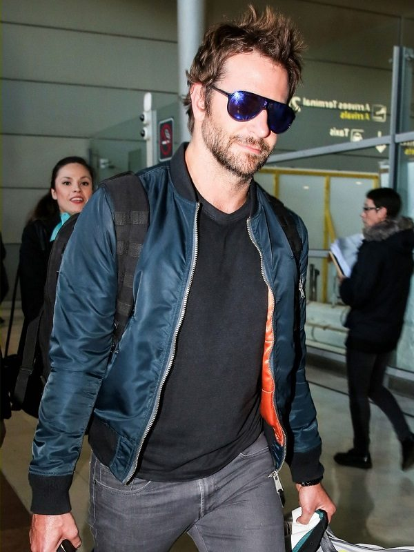 Actor Bradley Cooper Stylish Jacket 2