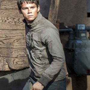 Scorch Trials super Jacket