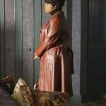 Niecy-Nash-Masters-of-Sex-Louise-Bell-Brown-Leather-Coat