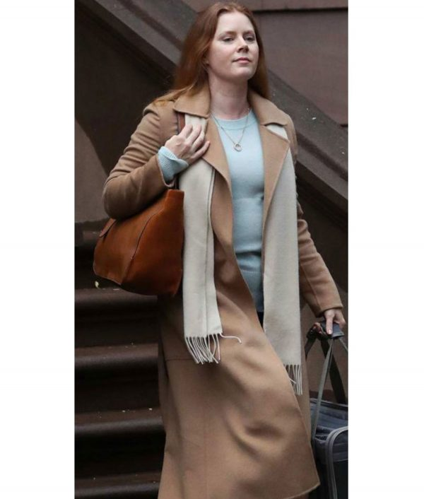 amy adams the woman in the window coat