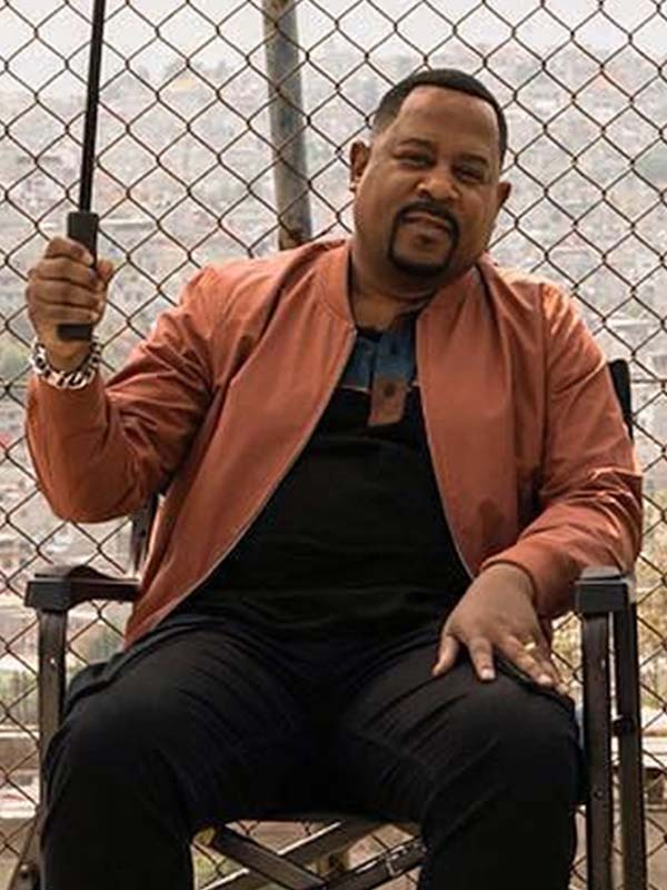 Bad Boys For Life Martin Lawrence Leather Jacket